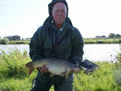 Photo - Pete with common carp
