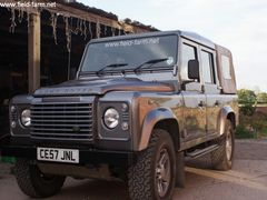Photo - New Landrover hits the streets