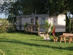 Photo - The static caravan
